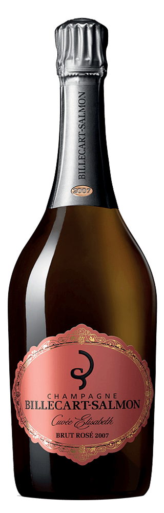 Billecart-Salmon Cuvee Elizabeth Salmon Brut Rose Millesime 2007