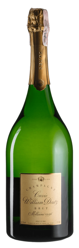 Deutz Cuvee William Deutz Brut Millesime 1996