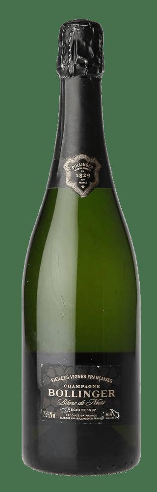 Bollinger Vieilles Vignes Francaises Brut Blanc de Noirs Millesime 1997