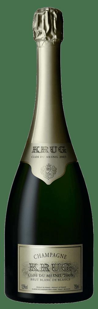 Krug Clos de Mesnil Blanc de Blancs Brut Millesime