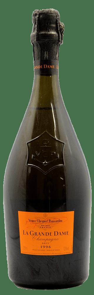 Veuve Clicquot Ponsardin La Grande Dame Brut Millesime 1996