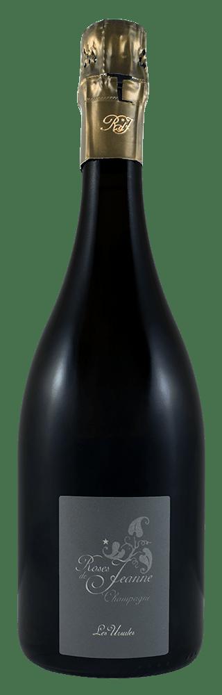 Cedric Bouchard Brut Roses de Jeanne Blanc de Noirs Les Ursules Millesime