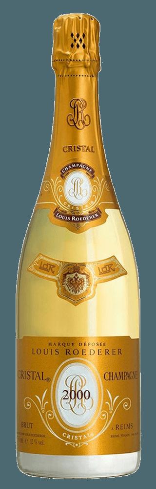 Louis Roederer Cristal Brut Millesime 2000