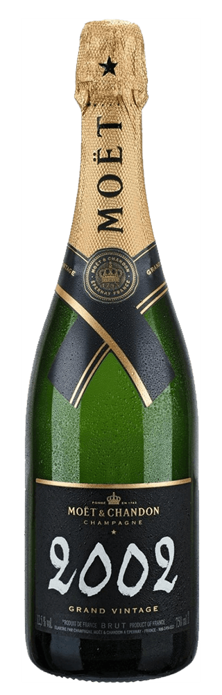 Moet & Chandon Grand Vintage Brut Millesime 2002